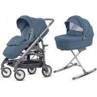 Детская коляска 2 в 1 Inglesina Trilogy Duo,цвет - Artic Blue