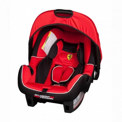 Автокресло  Nania BeOne SP Luxe, цвет- Corso Ferrari