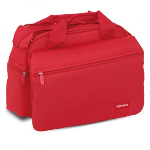 Сумка Inglesina MY BABY BAG, цвет - Red