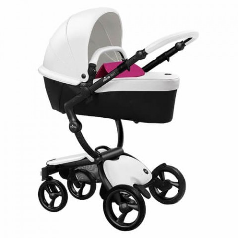 Детская коляска 2в1 Mima Xari, цвет - Snow White