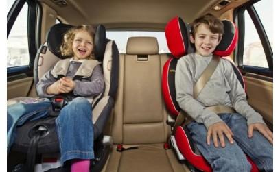 Как приучить ребенка к автокреслу: советы бывалых родителей