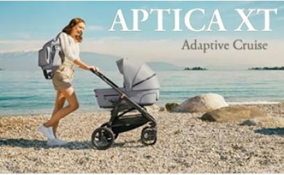 Обзор детской коляски Inglesina Aptica XT Duo (Инглезина Аптика Иксти Дуо)