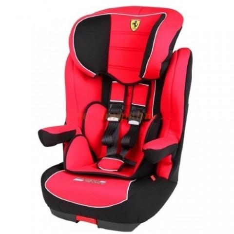 Автокресло Ferrari Imax SP Luxe Isofix, цвет - Corsa ferrari
