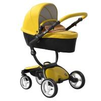 Детская коляска 2в1 Mima Xari, цвет - Yellow (Limited Edition)