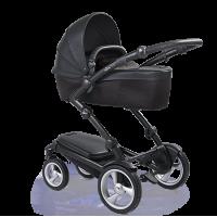 Детская коляска 2в1 Mima Kobi, цвет - Black