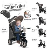 Велосипеды SmartTrike Recliner Infinity 5 in 1, цвет- Grey