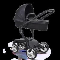 Детская коляска 2в1 Mima Xari, цвет - Black