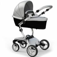 Детская коляска 2в1 Mima Xari, цвет -Argento