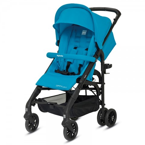 Inglesina Zippy Light Stroller,цвет-Antigua blue