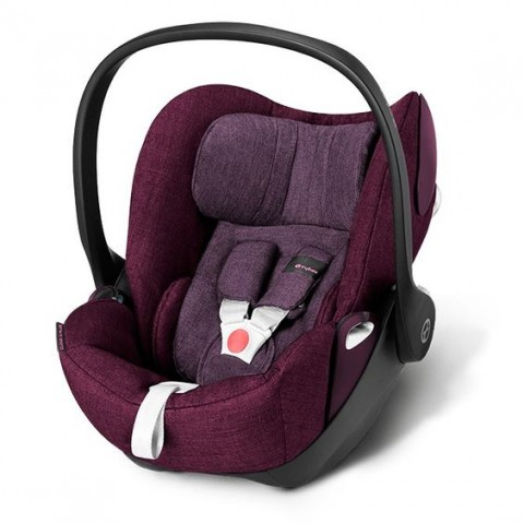 Автокресло Cybex Cloud Q Plus, цвет- Grape Juice