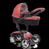 Детская коляска 2в1 Mima Xari, цвет - Sicilian Red