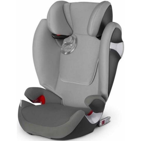 Автокресло Cybex Solution M-Fix, цвет- Manhattan Grey