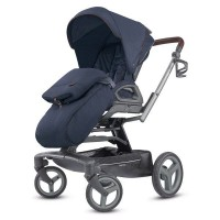 Inglesina 2018 Quad Stroller, цвет - Oxford Blue
