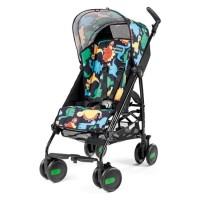 Детская коляска-трость Peg-Perego Pliko Mini, цвет-Dino Pop