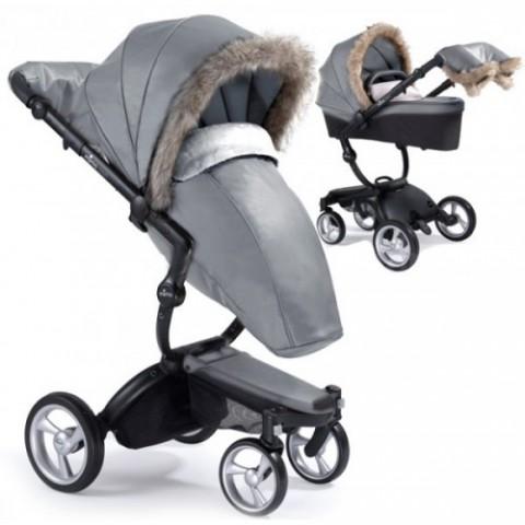 Зимний набор Mima Winter outfit, цвет-Cool Grey