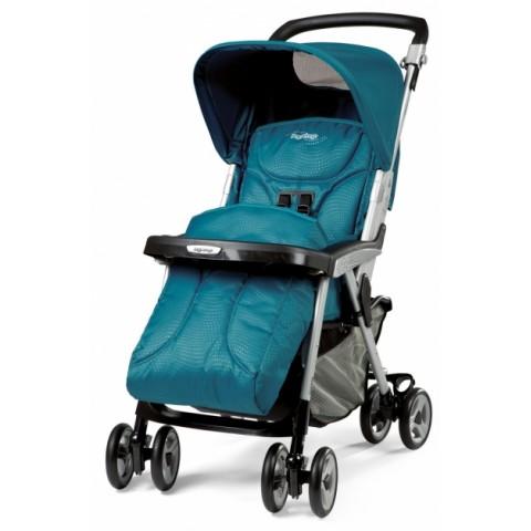 Прогулочная коляска Peg-perego Aria, цвет- Oceano