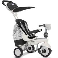 Велосипеды SmartTrike Dazzle 5 in 1, цвет- Black & White
