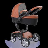 Детская коляска 2в1 Mima Xari, цвет - Camel