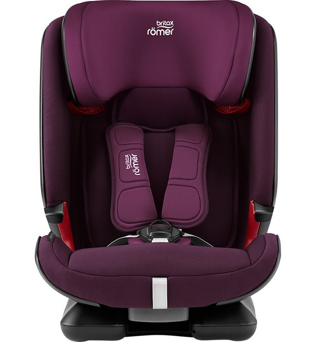 Автокресло Britax Römer Advansafix IV R Burgundy Red