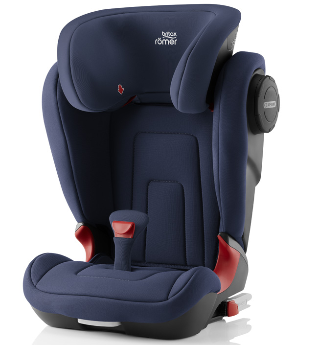 Автокресло Britax Roemer KIDFIX2 S, цвет - moonlight bl...