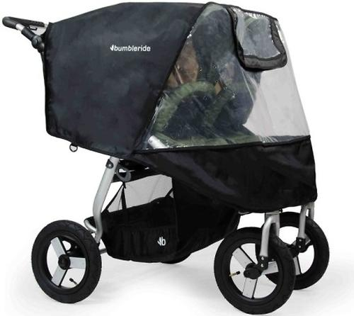 Дождевик Bumbleride для Inde Twin Rain Cover