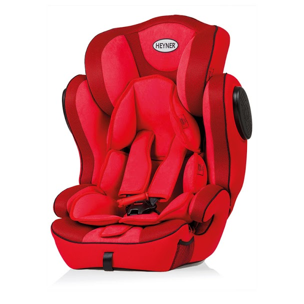 Heyner MultiProtect ERGO 3D-SP,цвет- Racing Red