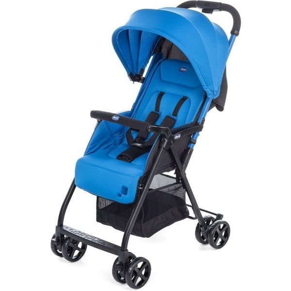 Chicco: Прогулочная коляска Ohlala Power Blue