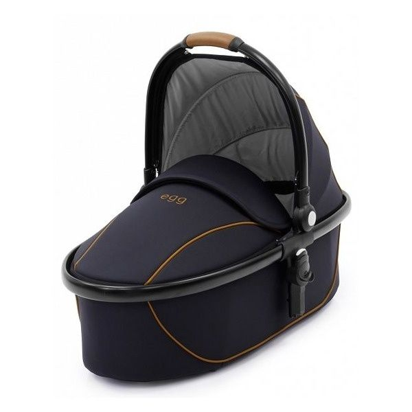 Люлька Egg Carrycot Espresso & Black Frame