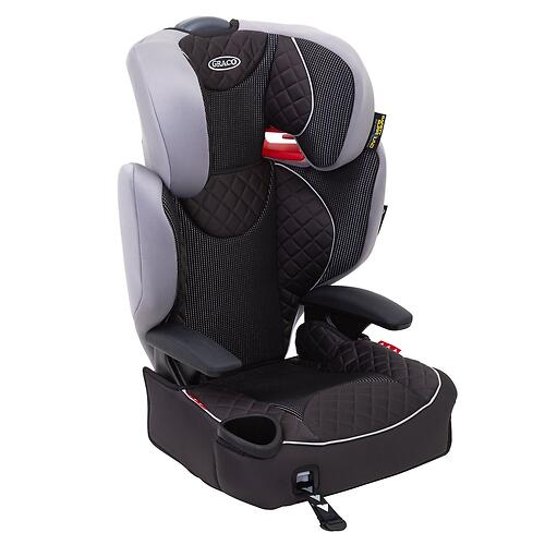 Автокресло Graco Affix Grey Flannel
