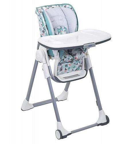 Стульчик Graco Swift Fold Rubix