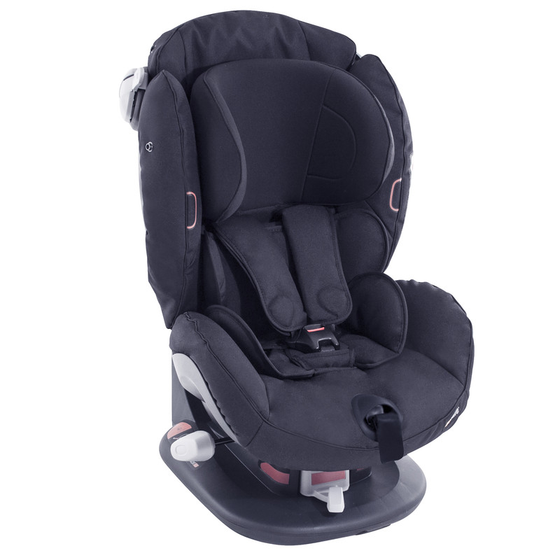 Автокресло Besafe iZi Comfort X3, цвет - Fresh Black Ca...