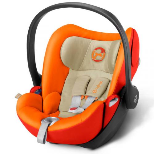 Автокресло Cybex Cloud Q, цвет- Autumn Gold