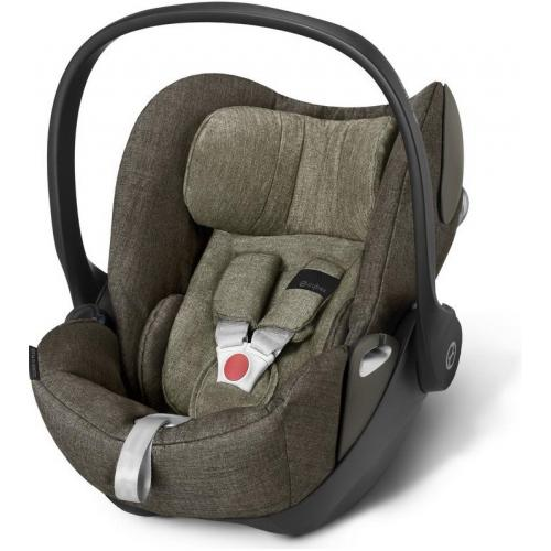 Автокресло Cybex Cloud Q Plus, цвет- Olive Khaki