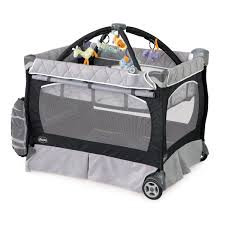 Манеж Chicco Lullaby LX Playard, цвет-Graphica