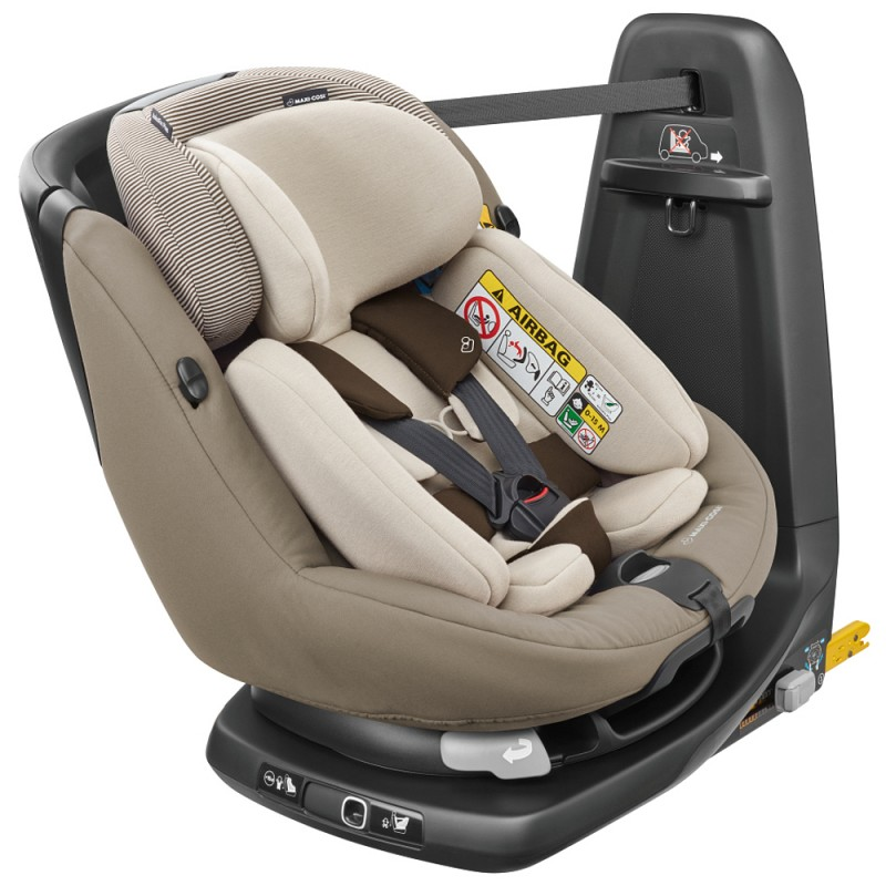 MAXI COSI Автокресло AxissFix Plus, цвет - Earth Brown...