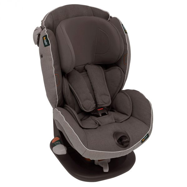 Автокресло Besafe iZi Comfort X3, цвет - Metallic Melan...