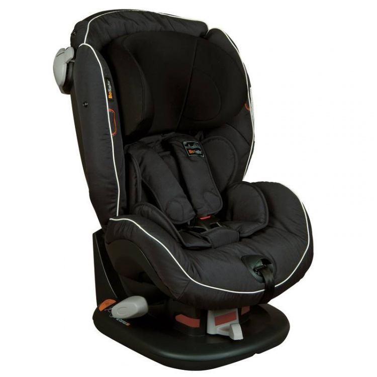 Автокресло Besafe iZi Comfort X3, цвет - Midnight Black...